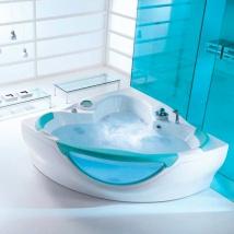 Угловые ванны из акрила
