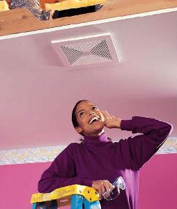 бесшумные вентиляторы для ванной