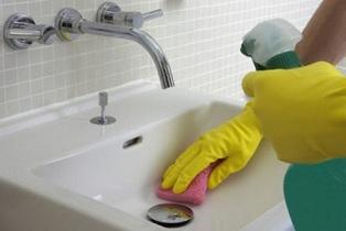борьба с насекомыми в ванной