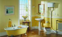 Английский стиль в ванной комнате — создаем сами