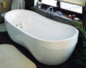 ванная из акрила