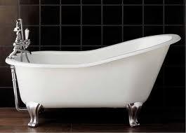 ванна с врезным смесителем