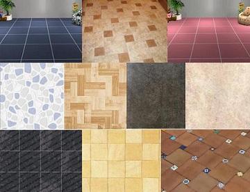 варианты раскладки плитки на пол
