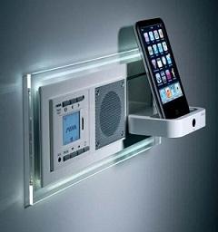 встраиваемое радио для ванной