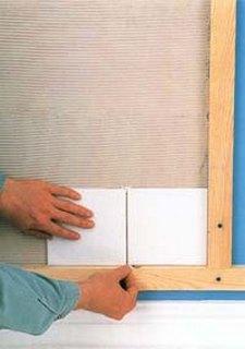 горизонтальные рейки для укладки плитки