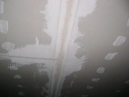 грунтовка гипсокартонового потолка