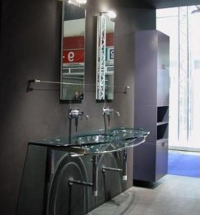 дизайн - главное достоинство стеклянной раковины
