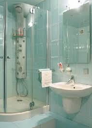 дизайн ванной комнаты маленького размера с душевой кабиной выбор