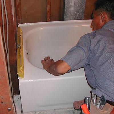 способы реставрации ванны