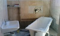 Основные уроки по ремонту ванной комнаты