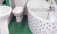 Выбираем чугунную сидячую ванну