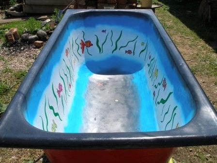 куда сдать старую ванну