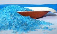 Море круглый год или принятие ванны с морской солью
