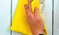 Средства и способы мытья плитки в ванной