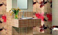 Роль кафельной плитки в дизайне ванной комнаты