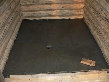 обработанный деревянный пол
