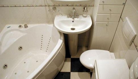 практичная планировка ванной в хрущевке