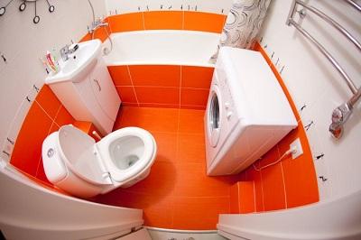 планировка ванной площадью 6 метров квадратных