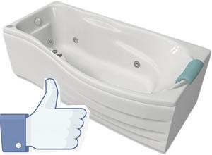 пластиковая ванна - хороший выбор