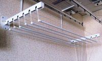 Как установить электрическую или обычную сушилку?