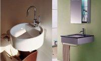 Выбор подвесной раковины для ванной комнаты