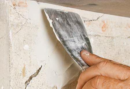 подготовка поверхности для покраски