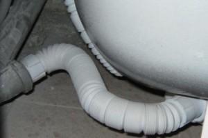 подключение душевой кабины к канализации