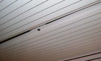 Устройство панельного потолка в ванной комнате