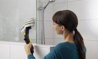 Как правильно мыть душевую кабину?