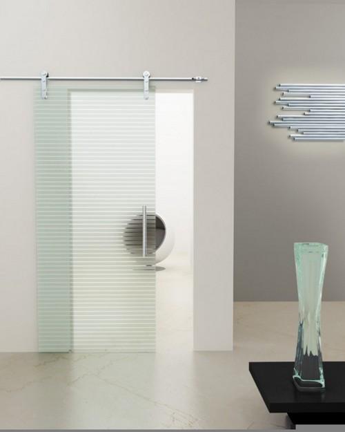развдижные двери в ванную комнату