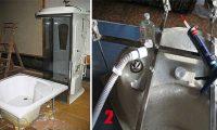 Поломки душевых кабин и их ремонт