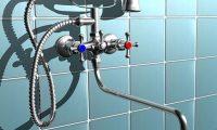 Инструкция по установке смесителя в ванной