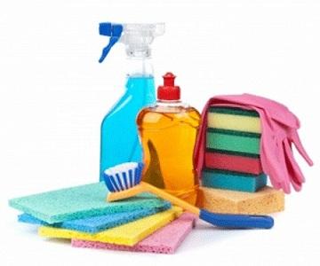 средства для мытья душевых кабин