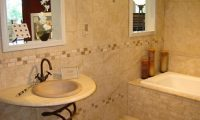 Выбираем отделочные материалы для ремонта ванной комнаты