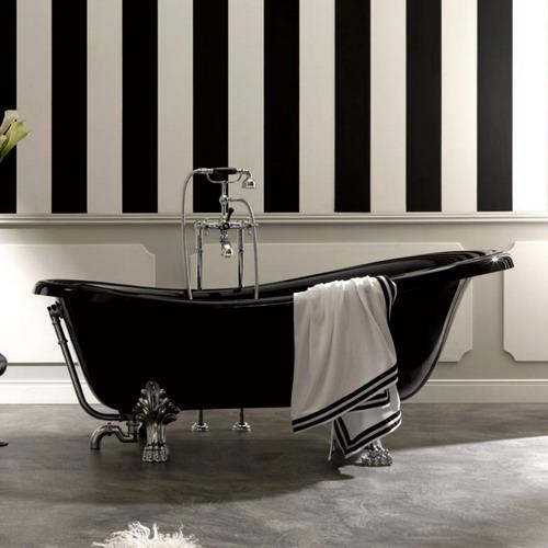 стильна ретро ванна