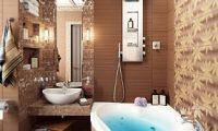 Оформление ванной площадью 5 м кв: выбор стиля, планировка
