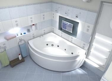 джакузи ванны размеры и цены фото