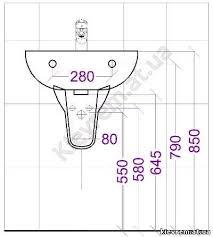 удобные размеры для монтажа ванной