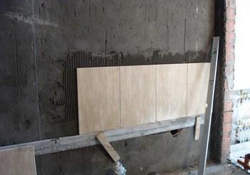 Укладка плитки инструкция своими руками