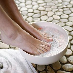 хвойно соляные ванны для ног