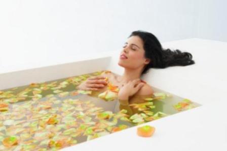 хвойно соляные ванны