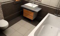 Какую плитку выбрать для ванной комнаты? Обзор моделей