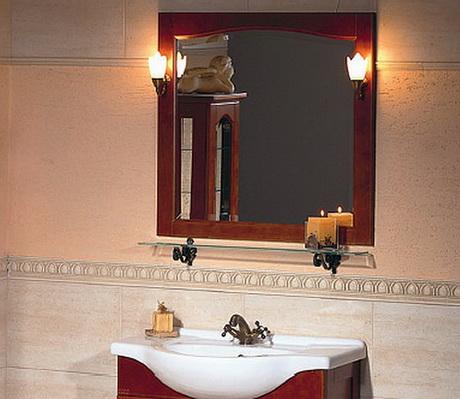 Важность зеркала в ванной