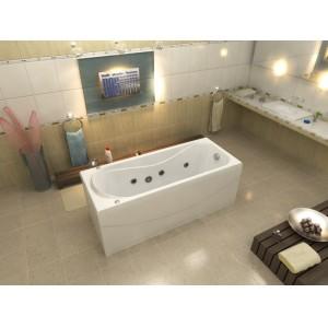 акриловая, чугунная, стальная ванна